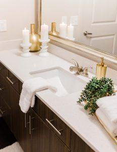 Apartment Bathroom Makeover
