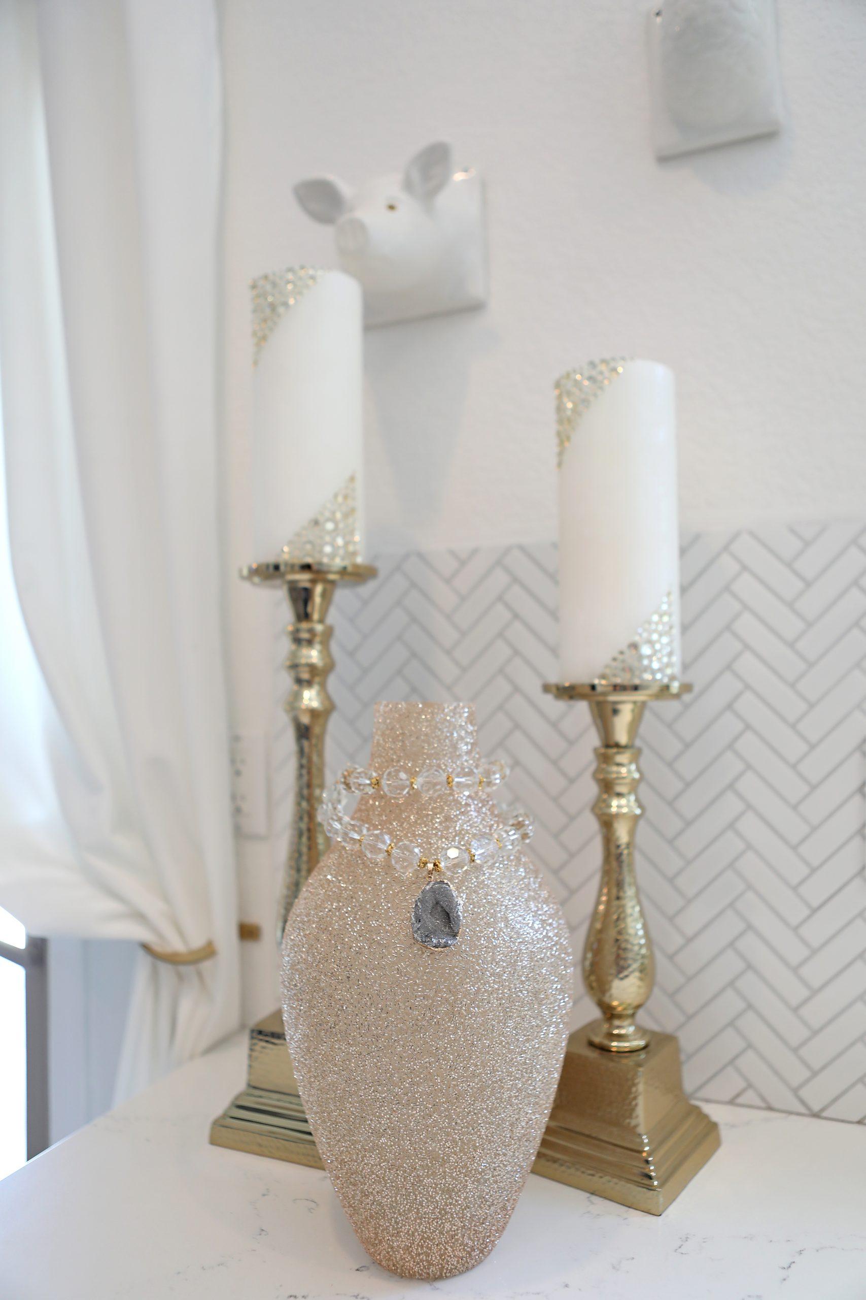 DIY Home Decor Candles