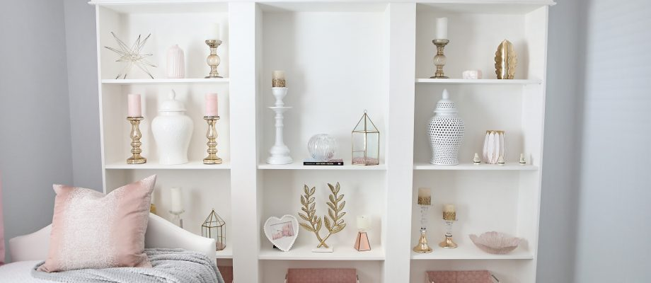 DIY Project:  Billy Bookcase Hack