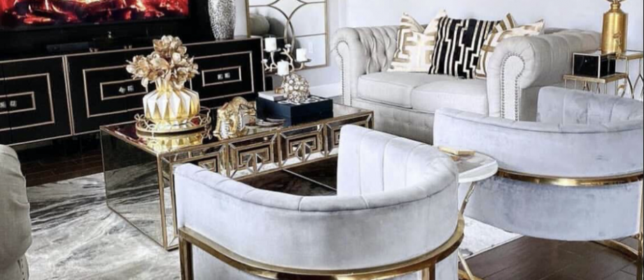 Social With Lisa: Starring Priscilla Coronel Instagram Influencer @boldandgolddecor!